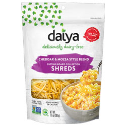 Daiya Cutting Board Cheese Shreds - Cheddar & Mozzarella Blend THUMBNAIL