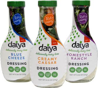 Daiya Vegan Salad Dressings