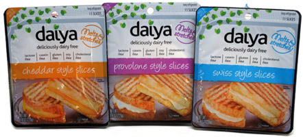 Daiya Vegan Cheese Slices