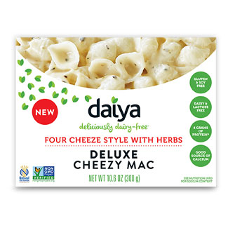 Daiya Cheezy Mac - Four Cheese Style with Herbs LARGE
