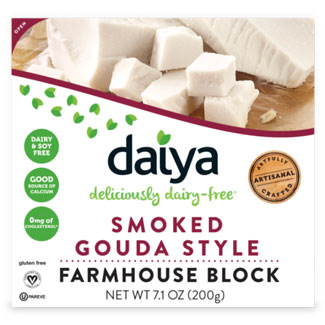 Daiya Farmhouse Style Cheese Block - Smoked Gouda MAIN