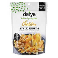 Daiya Cutting Board Cheese Shreds - Cheddar Style THUMBNAIL