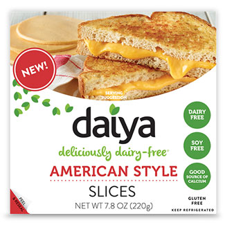 Daiya Cheese Slices - American Style MAIN