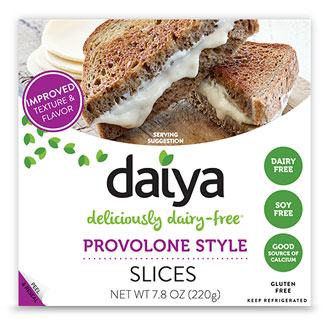 Daiya Cheese Slices - Provolone Style LARGE