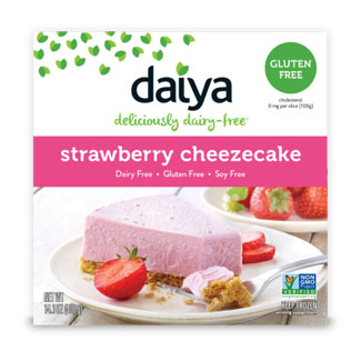 Daiya Strawberry Cheezecake LARGE