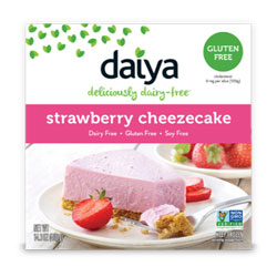 Daiya Strawberry Cheezecake THUMBNAIL