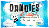 Dandies Air-Puffed Vegan Marshmallows by Chicago Vegan Foods