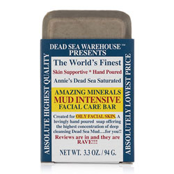 Amazing Minerals Mud Intensive Facial Care Bar by Dead Sea Warehouse THUMBNAIL