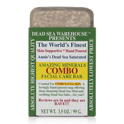 Amazing Minerals Combo Facial Care Bar by Dead Sea Warehouse THUMBNAIL
