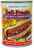 Cedar Lake Deli-Franks