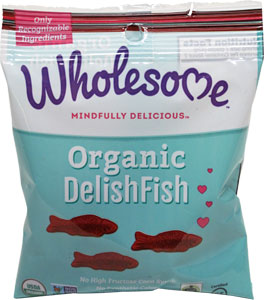 Organic DelishFish Candy by Wholesome!