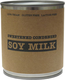 Dinosaur's Sweetened Condensed Soymilk