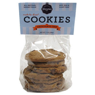 Divvies Cookie Stacks- Chocolate Chip MAIN