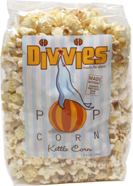 Kettle Corn by Divvies