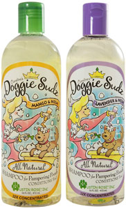 Doggie Sudz Organic Conditioning Shampoo