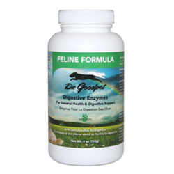 Feline Formula Digestive Enzymes by Dr. Goodpet THUMBNAIL