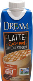 Dream Latte Caramel Coffee & Almond Drink