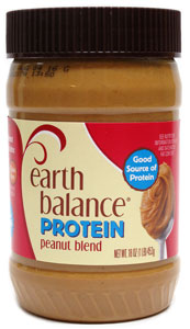 Earth Balance Protein Blend Peanut Butter