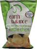 Sour Cream & Onion Flavor Kettle Chips by Earth Balance