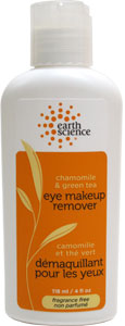 Earth Science Eye Makeup Remover
