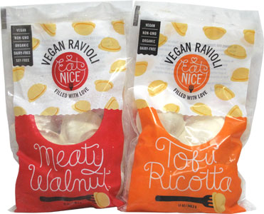 Vegan Ravioli by Eat Nice Foods