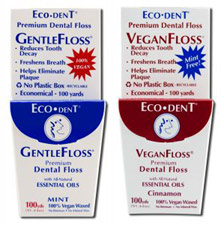 Eco-Dent Vegan Dental Floss