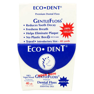 Eco-Dent Floss - Mint MAIN