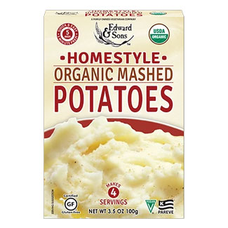 Edward & Sons Organic Instant Mashed Potatoes MAIN