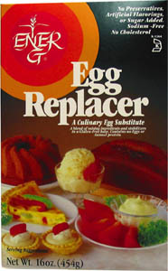 Energy Egg Replacer