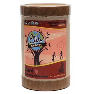 Eli's Earth Organic Hot Chocolate - Dark MAIN