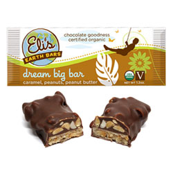Eli's Earth Bars Organic Candy Bar - Dream Big THUMBNAIL