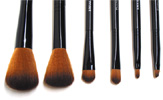 Vegan Cosmetic Brushes by Emani