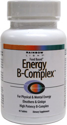 Energy B-Complex by Rainbow Light