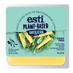 Esti Plant-Based American Style Cheese Block THUMBNAIL