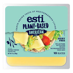 Esti Plant-Based American Style Cheese Slices THUMBNAIL