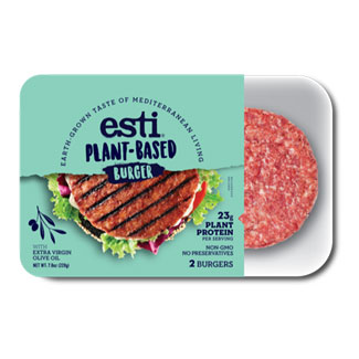 Esti Plant-Based Burger MAIN