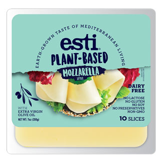 Esti Plant-Based Mozzarella Style Slices MAIN