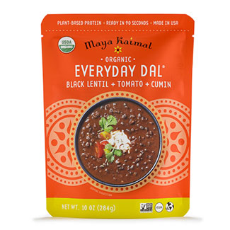 Organic Everyday Dal with Black Lentils + Tomato + Cumin MAIN