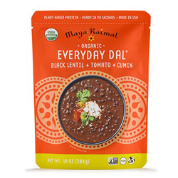 Organic Everyday Dal with Black Lentils + Tomato + Cumin THUMBNAIL