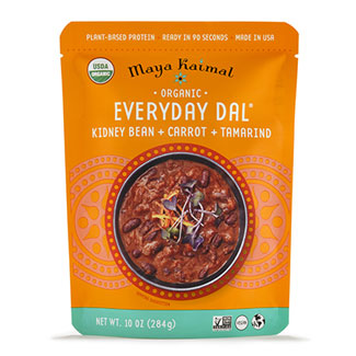 Organic Everyday Dal with Kidney Beans + Carrots + Tamarind MAIN