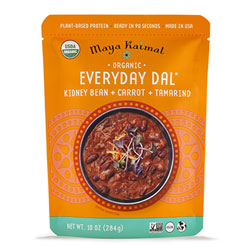 Organic Everyday Dal with Kidney Beans + Carrots + Tamarind THUMBNAIL