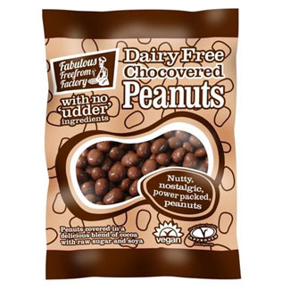 Chocolate Covered Peanuts by Fabulous Freefrom Factory MAIN