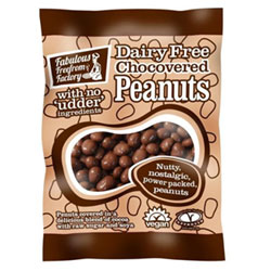 Chocolate Covered Peanuts by Fabulous Freefrom Factory THUMBNAIL