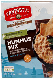 Original Hummus Mix by Fantastic Foods