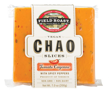 Field Roast Chao Cheese Slices - Tomato Cayenne