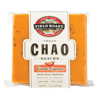 Field Roast Chao Cheese Slices - Tomato Cayenne MAIN