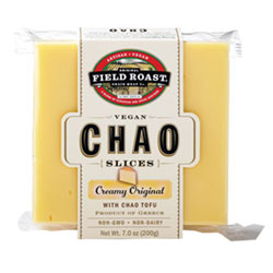 Field Roast Chao Cheese Slices - Creamy Original THUMBNAIL
