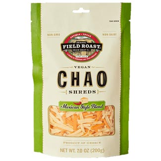 Field Roast Chao Cheese Shreds - Mexican Style Blend MAIN