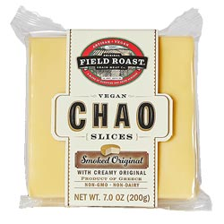 Field Roast Chao Cheese Slices - Smoked Original THUMBNAIL
