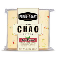 Field Roast Chao Cheese Slices - Spicy Original THUMBNAIL